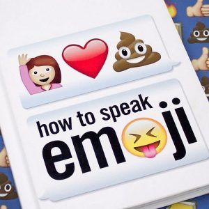 How To Speak Emoji Book