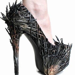 Iron Throne High Heels