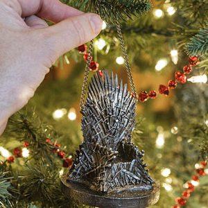 Iron Throne Ornament