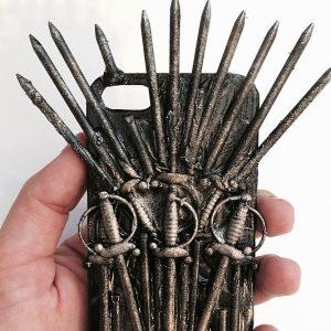 Iron Throne iPhone Case