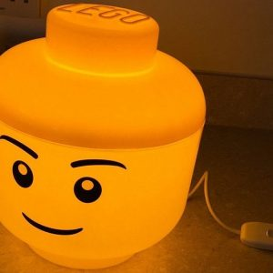 LED LEGO Head Lamp
