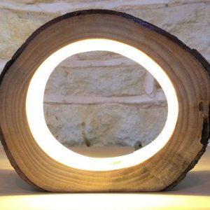 LED Log Light
