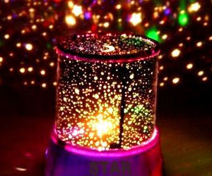 LED Stars Lamp