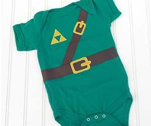 Legend Of Zelda Link Onesie