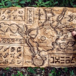 Legend Of Zelda Maps