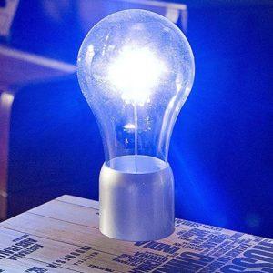 Levitating Light Bulb Lamp
