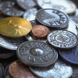 Licensed Lord Of The Rings Coins