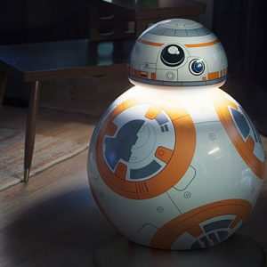 Life Size BB-8 Floor Lamp