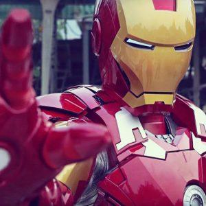 Life Size Iron Man Suit