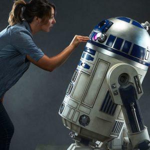 Life Size R2-D2 Figure