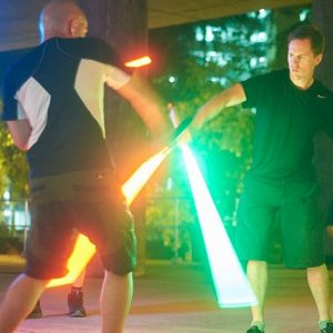 Lightsaber Fighting Classes