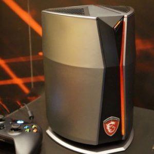 MSI Vortex Mini Gaming Tower
