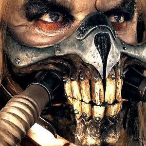 Mad Max Immortan Joe Mask