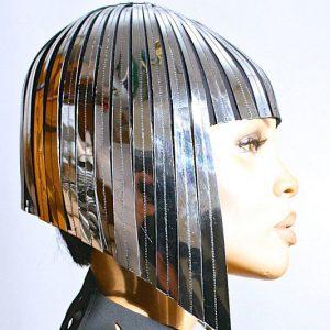 Metallic Cleopatra Wig
