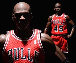Michael Jordan Action Figure