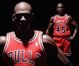 Michael Jordan Action Figure