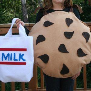 Milk And Cookies Costume