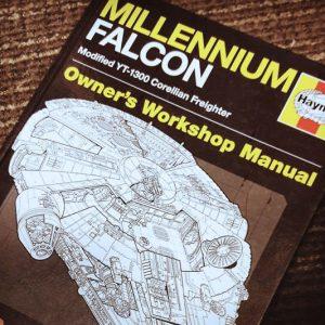 Millennium Falcon Owner's Manual