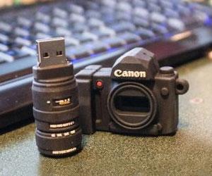 Mini Camera USB Drive Lens