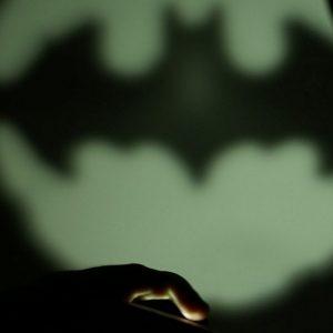 Miniature Bat Signal Smartphone Light