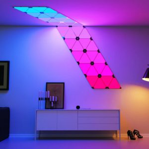 Modular Smart Lighting Panels