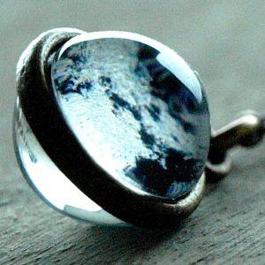 Moon Pendant Necklace