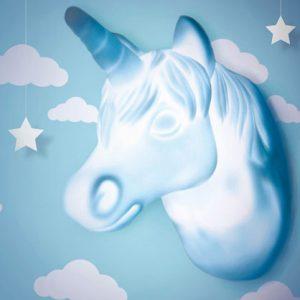 Motion Activated Unicorn Light