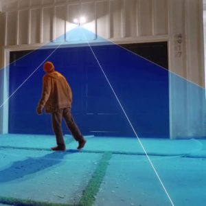Motion Sensing Floodlight Security Cam