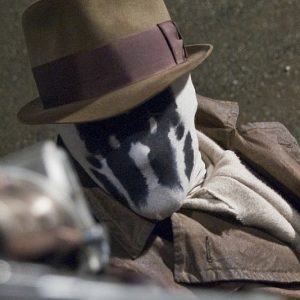 Moving Rorschach Masks