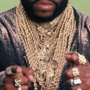 Mr. T Jewelry Starter Kit