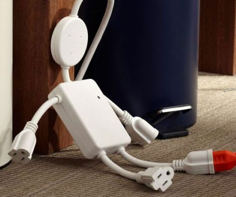 Multi Outlet Plug Man