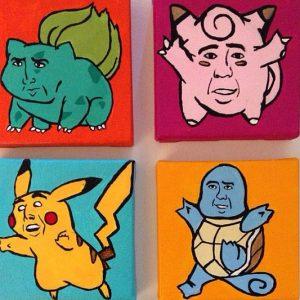 Nicolas Cage Pokemon