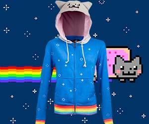 Nyan Cat Hoodie