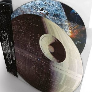 Original Star Wars Soundtrack Records