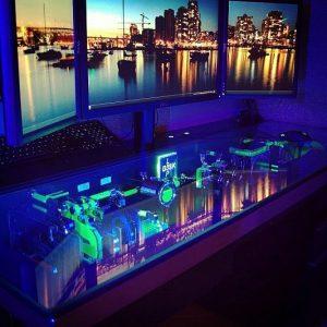PC Case Desk