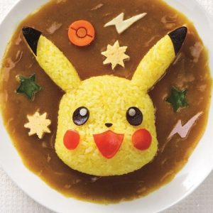 Pikachu Rice Mold