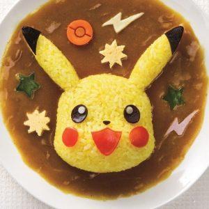 Pikachu Rice Mold