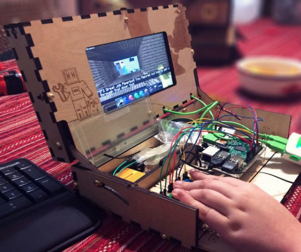 Piper DIY Wooden Computer Kit