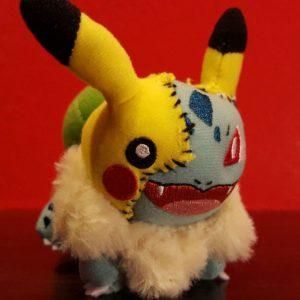 Pokemon Fusion Doll
