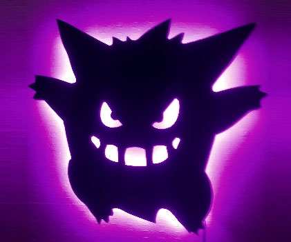Pokemon Night Lights Interwebs