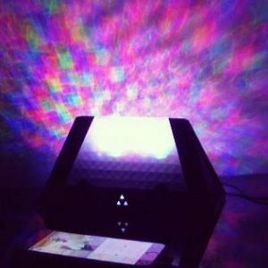 Prism Projector Speaker