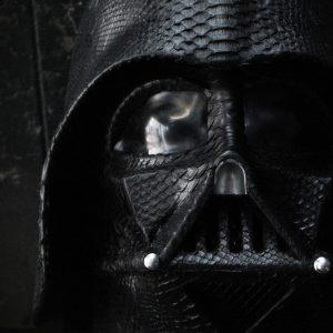 Python Darth Vader Mask
