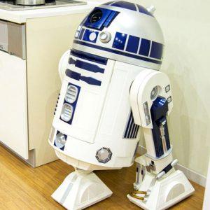 R/C Life Size R2-D2 Refrigerator