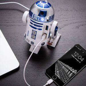R2-D2 Charging Hub