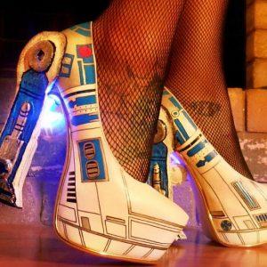 R2-D2 LED Pumps
