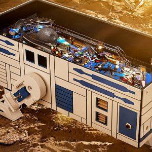 R2-D2 Pinball/Coffee Table