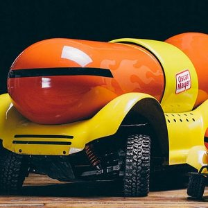 R/C Oscar Mayer Wienermobile