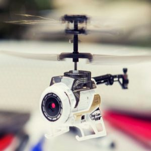 R/C Spy Camera Nano Helicopter
