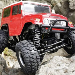 R/C Toyota Land Cruiser Kit