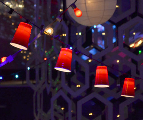 Crawfish String Party Lights : Red Party Cup String Lights - The Interwebs Store